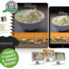 Cultured Dairy and Basic Cheese eBook & Video Pkg w/ FREE Print Book & T-Shirt! (Value $169)