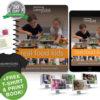 Real Food Kids eBook & Video Pkg w/ FREE Print Book & T-Shirt! (Value $185)