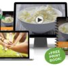 Cultured Dairy and Basic Cheese eCourse — Online w/ FREE Print Book! (Value $952)